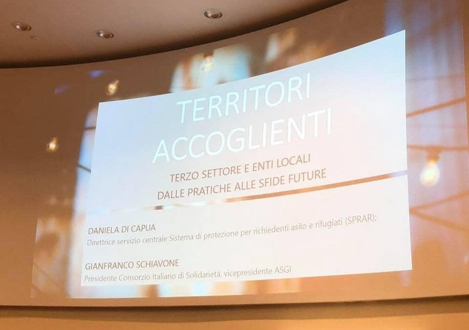 """""""Territori Accoglienti"""". Workshop all'Università di Trento"""
