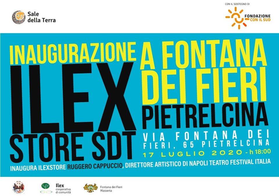 Pietrelcina – La cooperativa Ilex inaugura lo Store