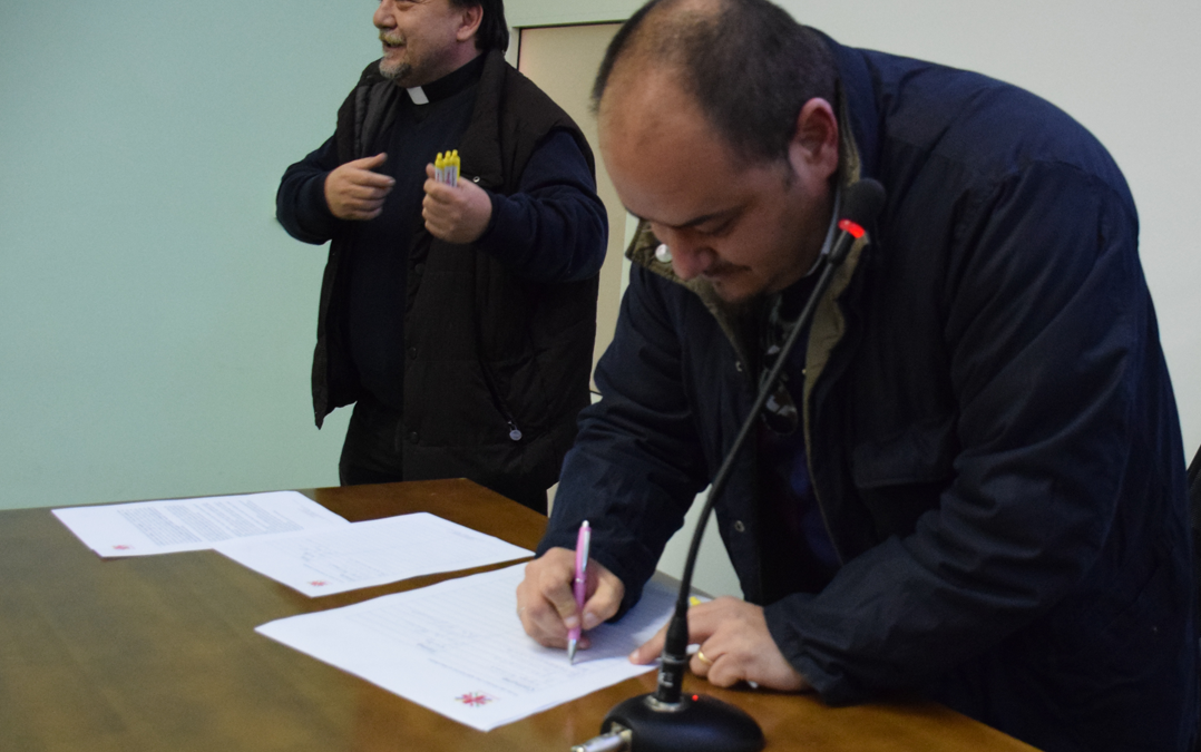 Firma Comune di Petruro Irpino