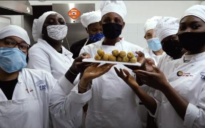Tra tradizione ed innovazione, il Welcome in cucina