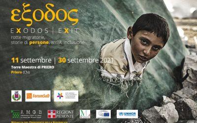 Mostra Exodos, rotte migratorie: storie di arrivi, persone, inclusione
