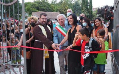 """A' Revota: la Cooperativa di Comunità """"Ilex"""" ha inaugurato il suo Eco-Parco"""